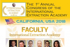 1st Annual International Extraction Academy Global Congress (IEA)