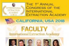 1st Annual International Extraction Academy Global Congress (IEA)
