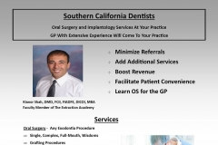 Surgical and Dentistry Services