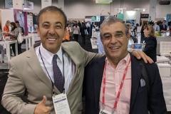 Amin Ramo with Kianor Shah