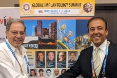 Dr. Robert Georges Mokbel and Dr. Kianor Shah