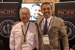 Eddie Hayashida with Kianor Shah