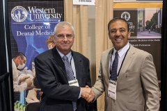 Jeffrey Turchi with Kianor Shah