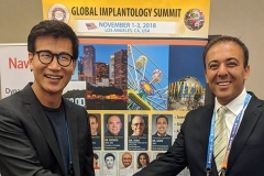 Kianor Shah with Eric Park
