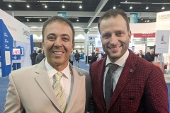 Kianor Shah and Christian Coachman