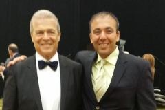 Gerard Scortecci with Kianor Shah