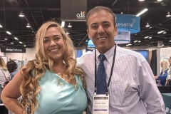 Nicolette Henderson with Kianor Shah