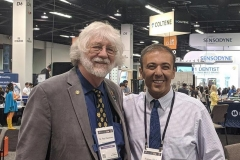 Paul Feuerstein with Kianor Shah