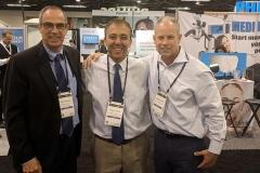 Ron Geraneo, Stephen and Kianor Shah