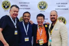Kianor Shah with Chao Pinhole-Academy and Chris Ippolito.
