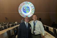 Joseph Choukroun at International Congress of Oral Implantologists (ICOI)